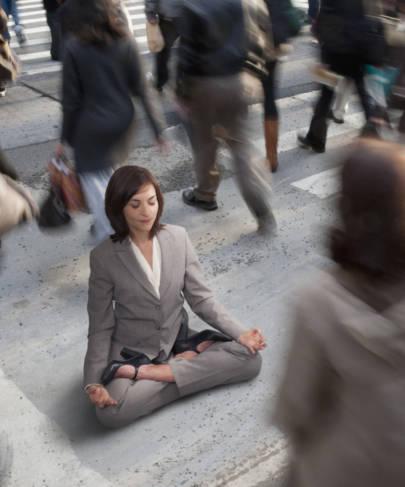 Troppo rumore per calmare la mente? Prova a far così