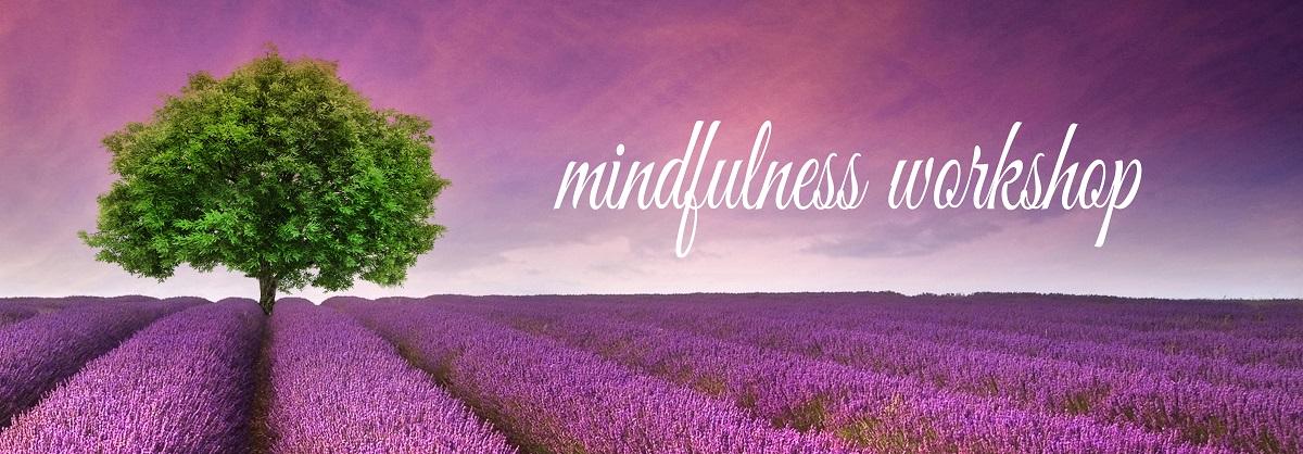 mindfulness in lingua inglese