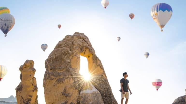 4 modi per lasciare andare e alleggerirci…