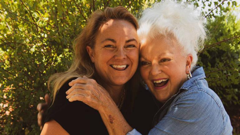 Recuperare saggezza e libertà con gli anni e invecchiare bene.